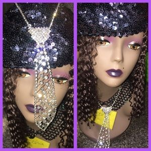 Jewelry - Bling Tie Accessory